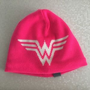 Under armour Youth Hot Pink Beanie